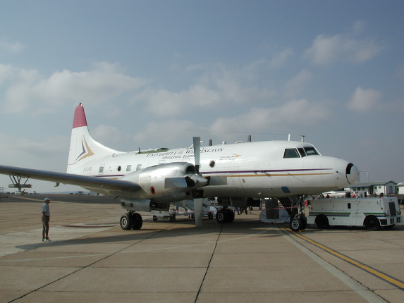 Picture of CARG's Convair-580
